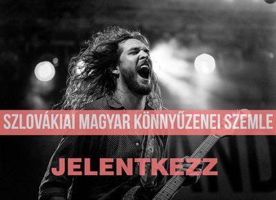 Szlovákiai Magyar Könnyűzenei Szemle