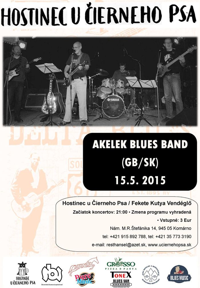 Akelek Blues Band