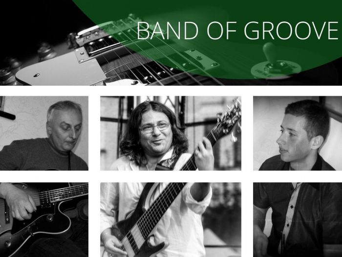 The Band Of Groove koncert Losoncon