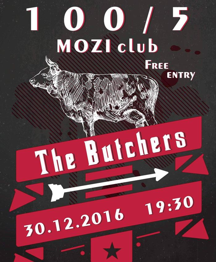A The Butchers jubileumi koncertje Somorján