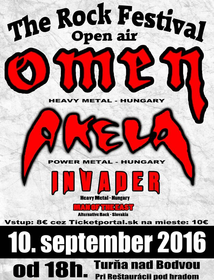 The Rock Open Air Festival Tornán