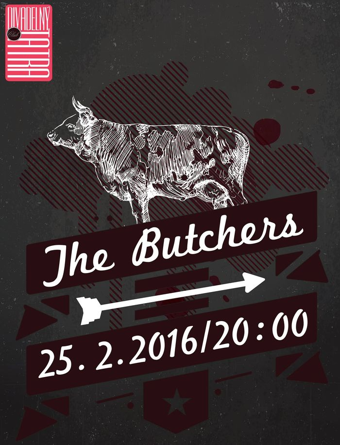 The Butchers koncert Nyitrán