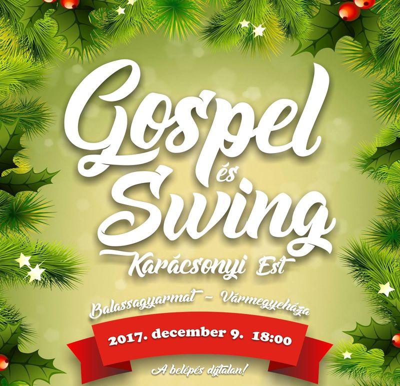 zenés karácsonyi képek Gospel és Swing   karácsonyi zenés est Balassagyarmaton | ATEMPO  zenés karácsonyi képek
