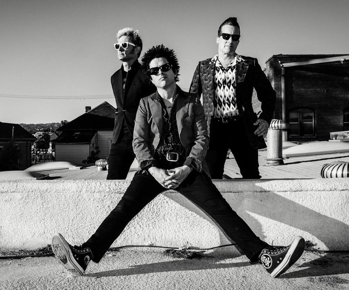 Green Day koncert Budapesten