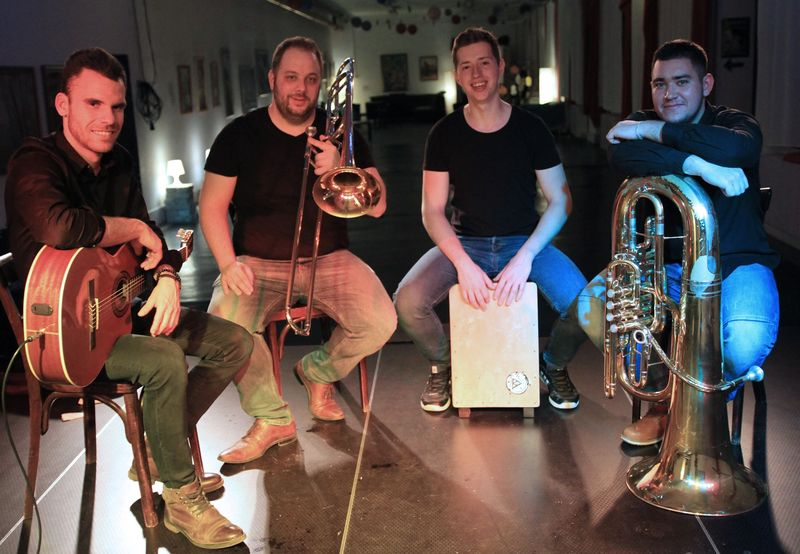 Chameleon Jazz Band koncert