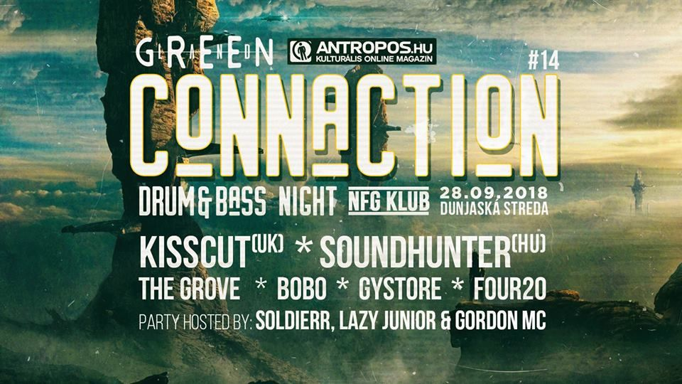 Connaction 14 - Drum & Bass Night Dunaszerdahelyen
