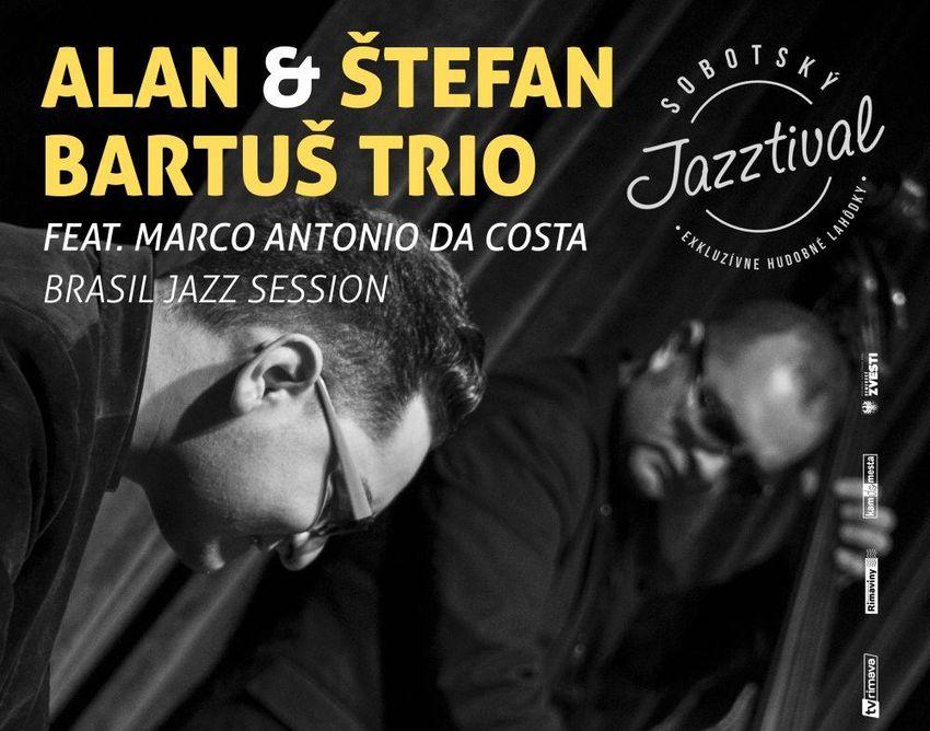 Brasil Jazz Session - 2. Szombati Jazztival Rimaszombatban