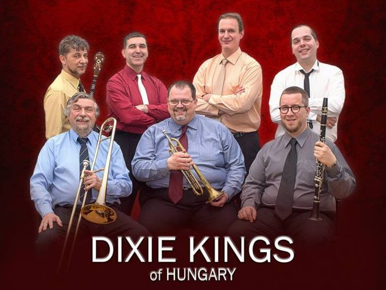 A Dixie Kings Of Hungary koncertje Pozsonyban
