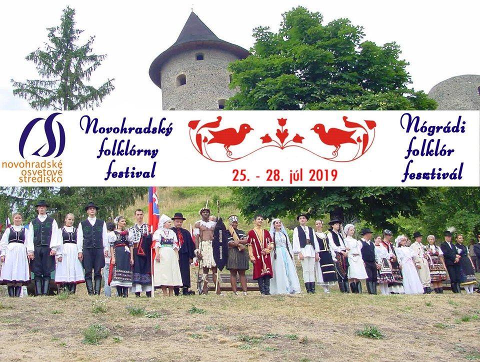 XXIV. Nógrádi Nemzetközi Folklórfesztivál Losoncon