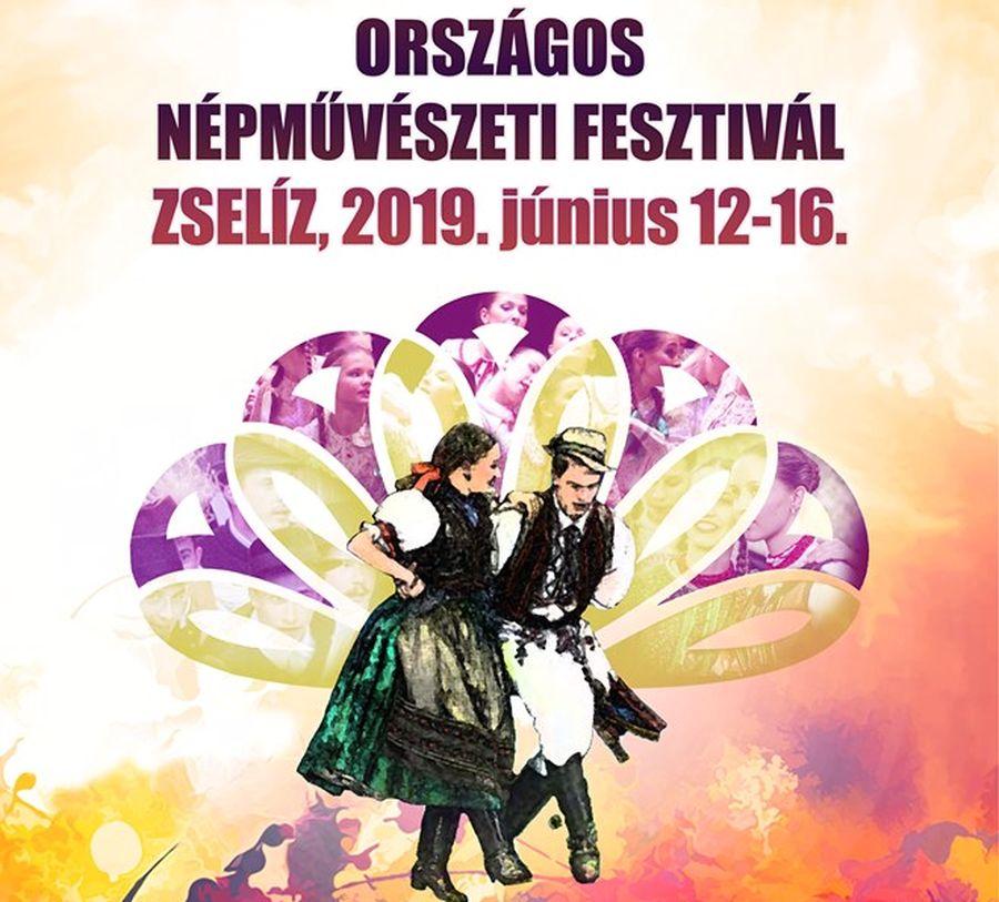 53. Országos Népművészeti Fesztivál Zselízen - részletes program