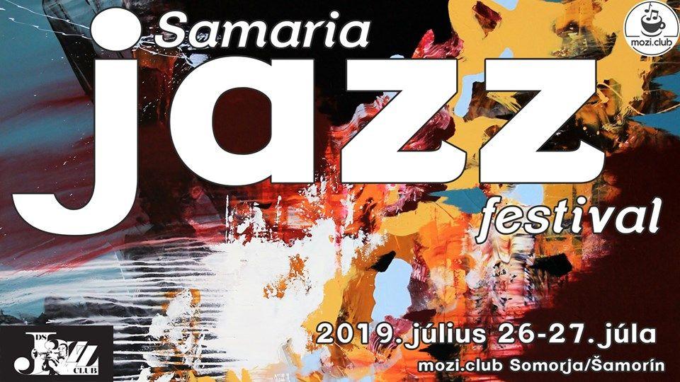 2. Samaria Jazz festival Somorján