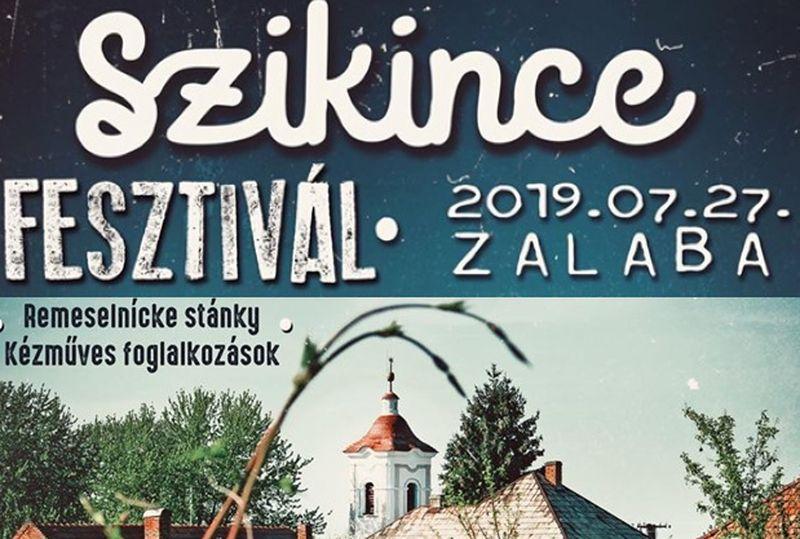 Szikince Fesztivál 2019-ben is - részletes program