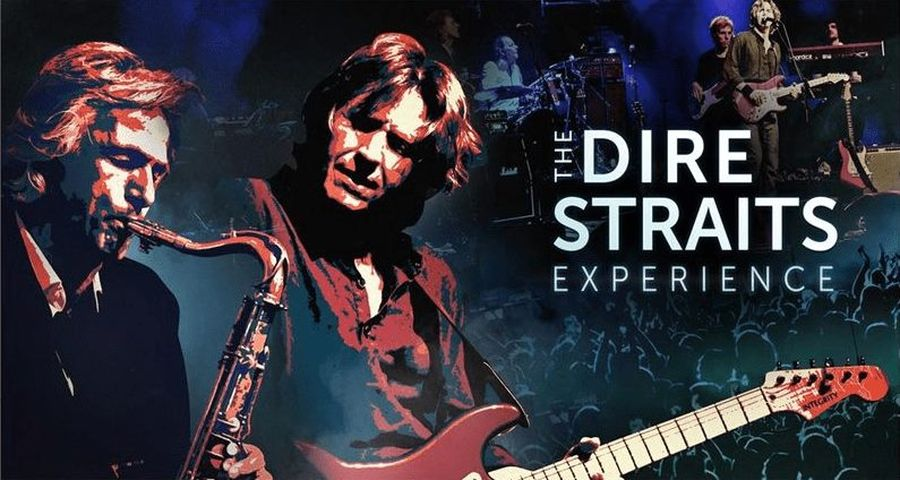 The Dire Straits Experience koncert Pozsonyban