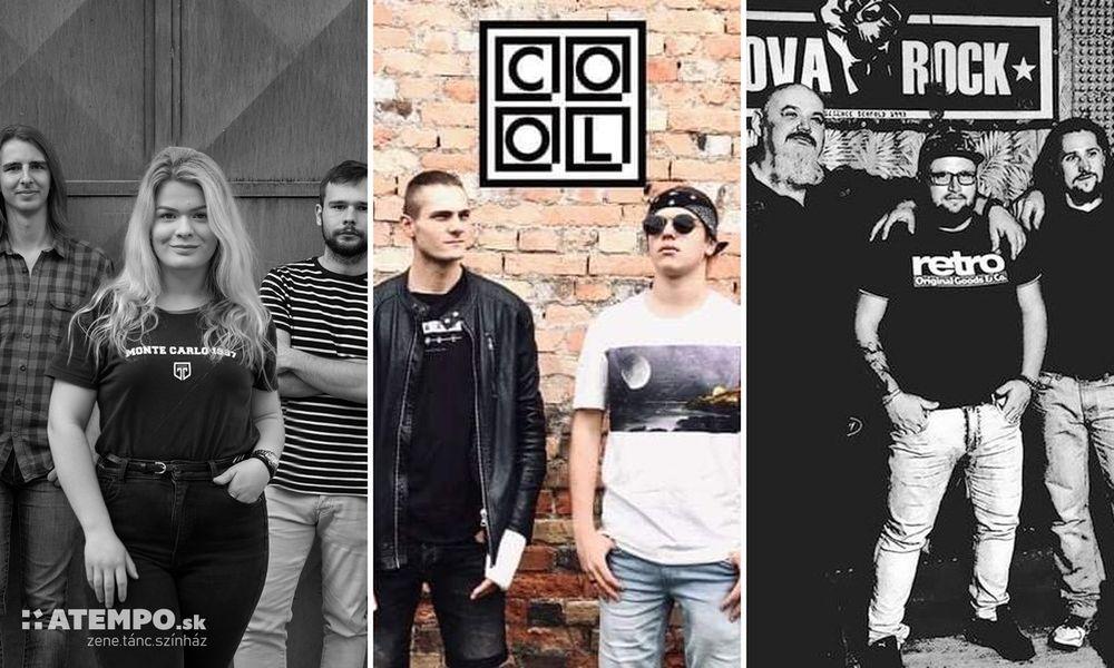 GastRock fesztivál három bandával Dobócán