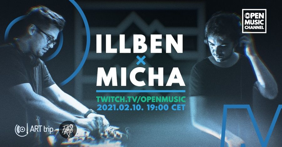 Illben x Micha live set - Open Music Channel