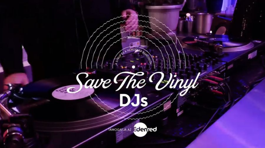 Save The Vinyl DJs online sorozat