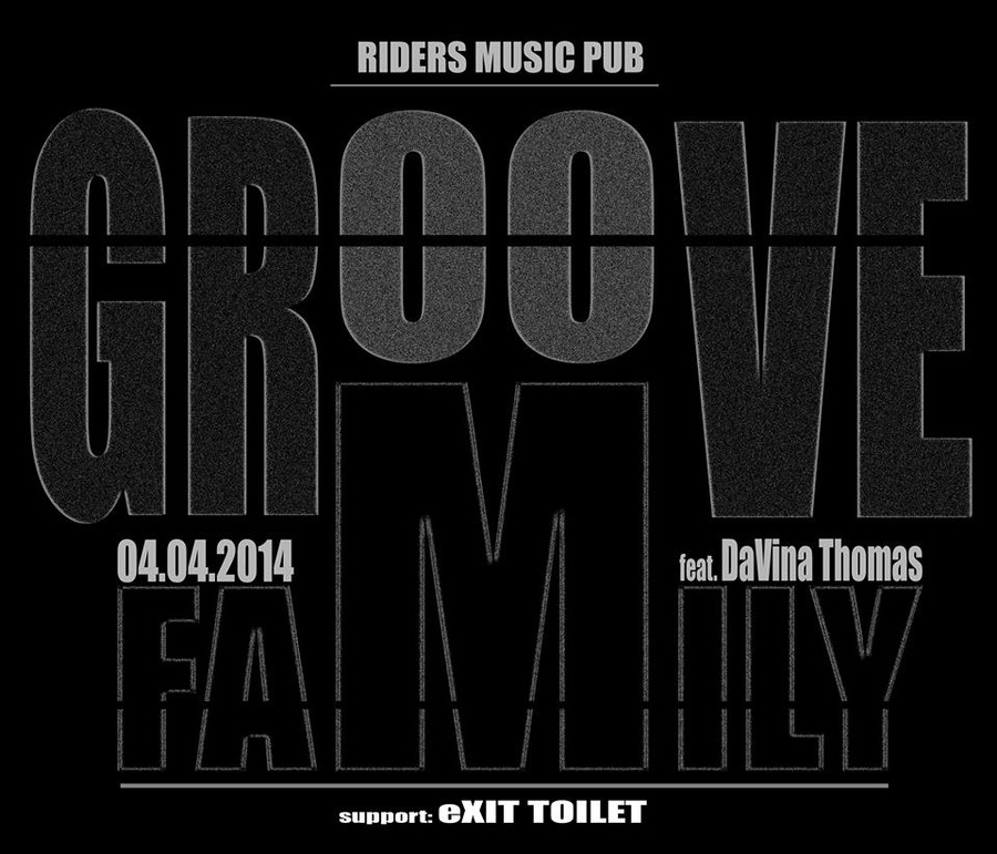 Groove Family feat. DaVina Thomas