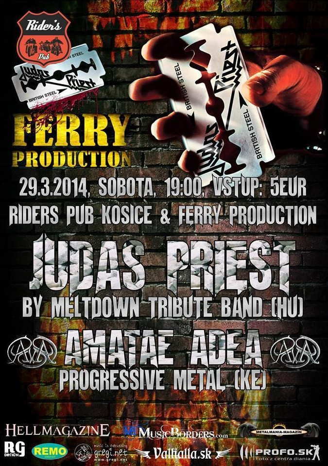 Meltdown Tribute Band (Judas Priest), Amatae Adea
