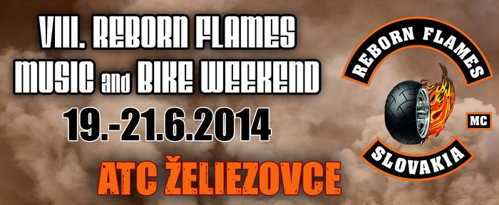 VIII. Reborn Flames Music & Bike Weekend