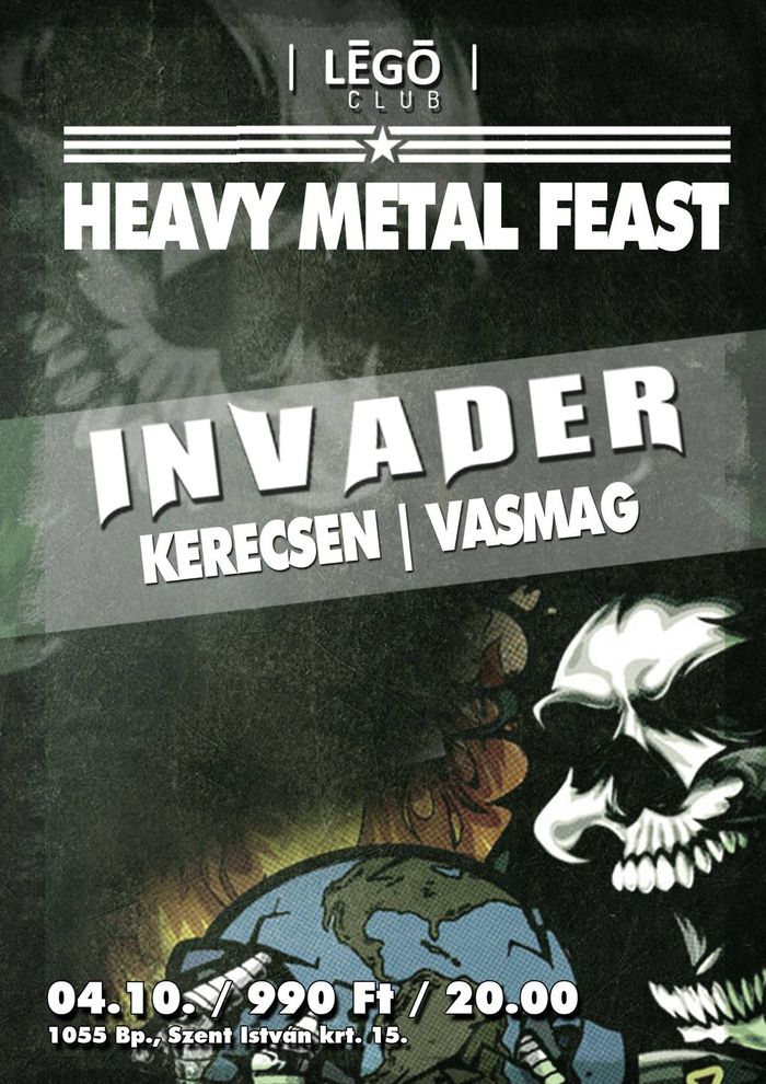 Heavy Metal Feast Budapesten