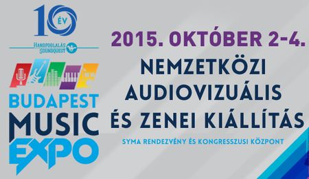 Budapest Music Expo 2015