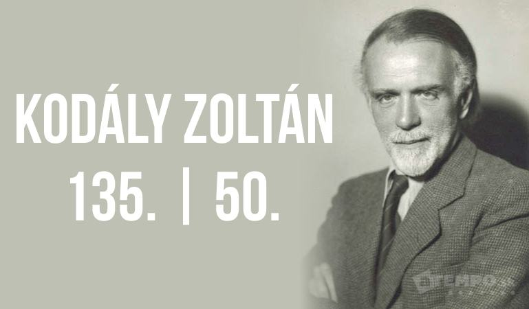 zoltan kodaly The bbc artist page for zoltán kodály find the best clips, watch programmes, catch up on the news, and read the latest zoltán kodály interviews.