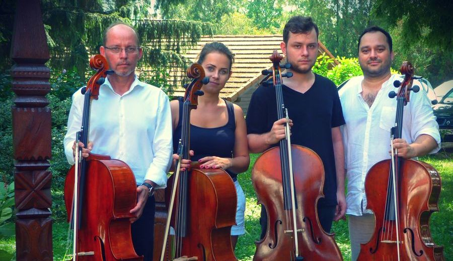Turnéra indul a Rácz Cello Quartett