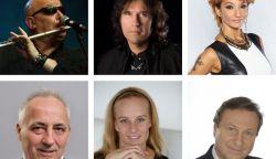 Zenészek és táncosok, akiket kitüntettek a nemzeti ünnep alkalmából