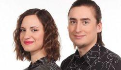 Horváth Cintia és Balogh Tomi