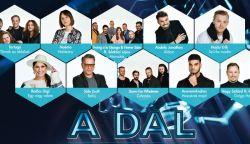 Jön A DAL második elődöntője – újabb akusztikus produkciók a színpadon