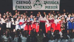 Csengő Énekszó – a szlovákiai magyar gyermek- és ifjúsági kórusok országos fesztiválja