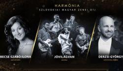 Kövesd élőben a Harmónia-díj jubileumi átadóját ma este