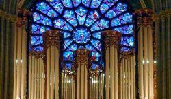 Nem pusztult el a Notre-Dame világhírű orgonája
