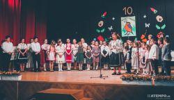 OTT VOLTUNK: Ifjú palócföldi csalogányok énekeltek Ipolynyéken