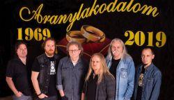 P.Mobil aranylakodalom – kiadványok és turné a hard rock csapattól