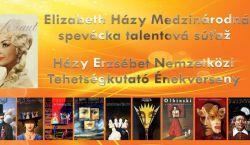 FELHÍVÁS! Házy Erzsébet Nemzetközi Tehetségkutató Énekverseny