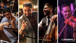 Ők kaptak díjakat az első Roby Lakatos Improvizációs Hegedűversenyen