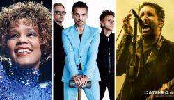 Whitney Houston, a Depeche Mode és a Nine Inch Nails is bekerül a Rock & Roll Hírességeinek Csarnokába