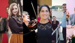 Magyar tehetségek koncertjeivel jön a Budapesti WOMEX