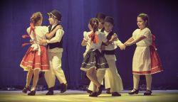 Ismét Zselízen mutatkoztak be a Felvidék legvagányabb alapiskolásai