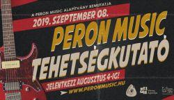 Peron Music Tehetségkutató