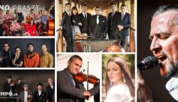 Zenei ünnep Felvidéken - Megtartják a IX. Fonográf Fesztivált Komáromban