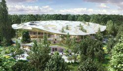 Az év legjobban várt épületei közé sorolta a Magyar Zene Házát a World Architetcure Community