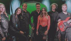 A Luscinia felvidéki vokalistával A DAL 2021 színpadán - Labirintus