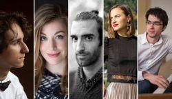 Rendhagyó díjátadón kaptak ösztöndíjakat fiatal művészek (VIDEÓ)