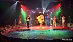 Vízi cirkusz sellővel és SpongyaBobbal (+FOTÓK)