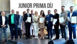 Ők kapták a Junior Prima Díjakat színház- és filmművészet kategóriában 2021-ben