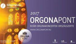 Tizenhat városban tartanak OrgonaPont koncertet augusztusban – többek közt Győrben és Balassagyarmaton is
