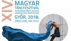 Hétfőn kezdődik a 14. Magyar Táncfesztivál Győrben