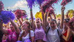 Látogatócsúcs a Szigeten - több mint félmillió fesztiválozóher
